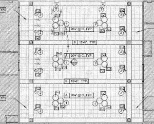 Millewood Reflected Ceiling Plan